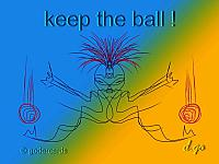 godercards - keep the ball
